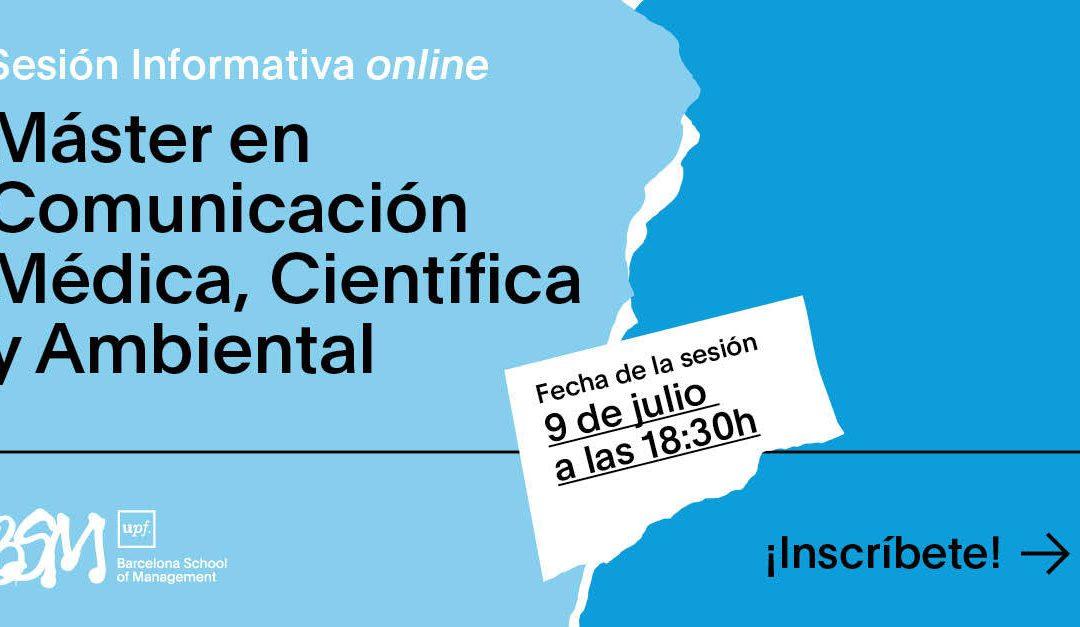 25a Edició del Màster en Comunicació Científica, Mèdica i Ambiental de la BSM- Universitat Pompeu Fabra
