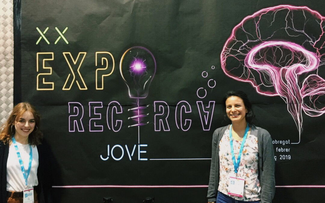 Luisa Barbosa and Aina Crosas participate as jury in the Exporecerca 2019