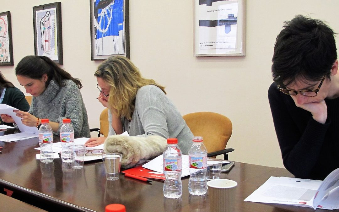 The HEIRRI consortium meets in Barcelona: experiences on RRI and Higher Education