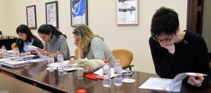 El proyecto HEIRRI se encuentra en Barcelona para hablar de RRI en la universidad