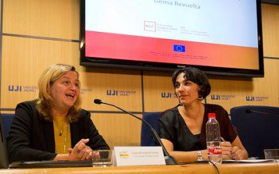 Gema Revuelta habla sobre la enseñanza de la RRI en la Universidad del País Vasco