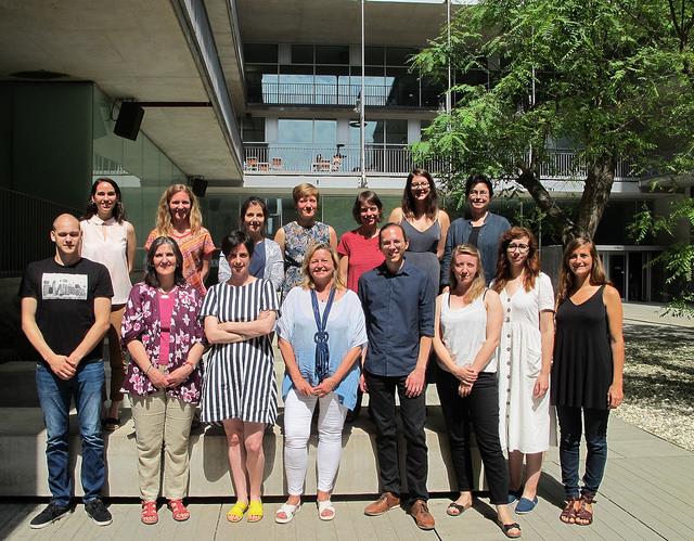 El consorcio del proyecto HEIRRI se reunió en Barcelona para su último encuentro