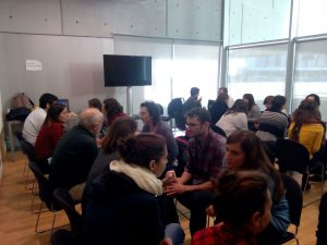 Participation and involvement at the HEIRRI course on how to train RRI