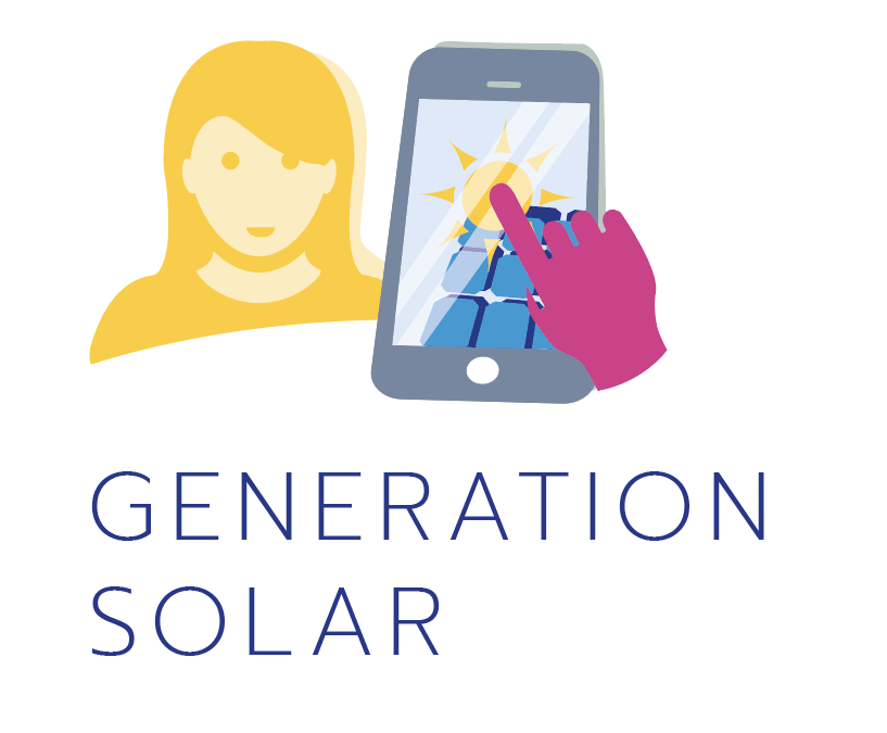 """Generation Solar"", the citizen science new app about solar energy"