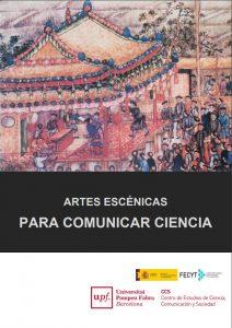 "Guia ""Artes escénicas para comunicar ciencia"""