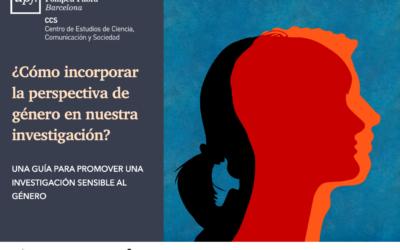 Guía «¿Cómo incorporar la perspectiva de género en nuestra investigación?»