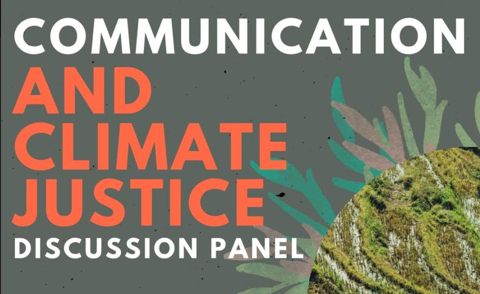 Taula rodona en línia: Comunicació i justícia climàtica