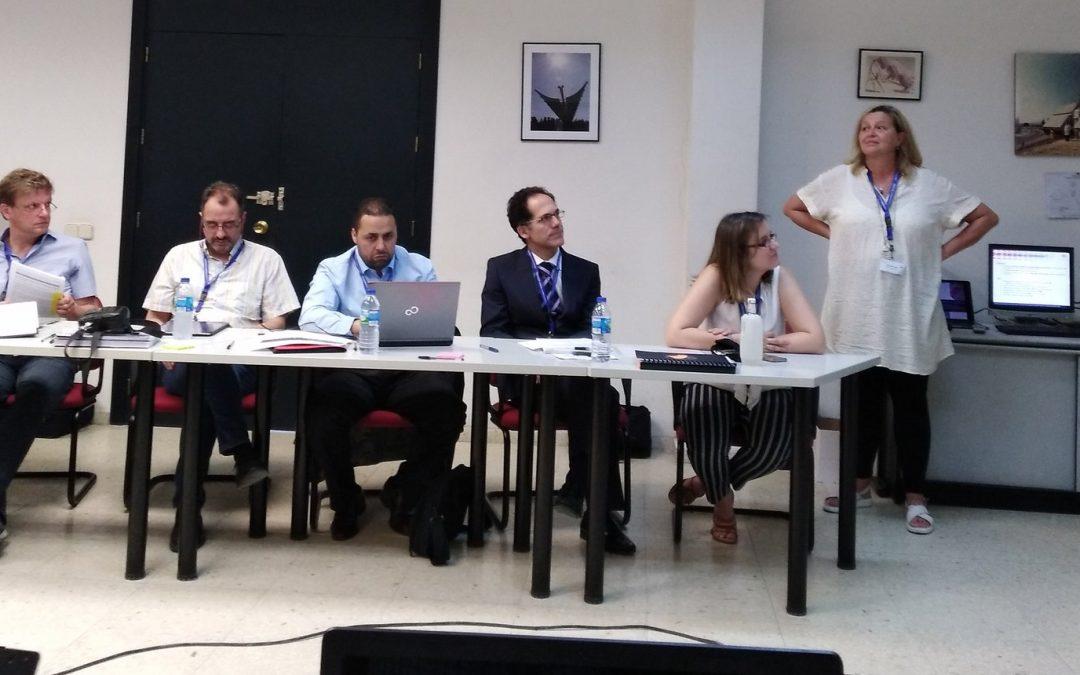 El consorcio de GRECO se encuentra en Madrid para la primera reunión del proyecto