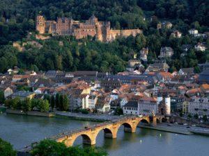 EUJA fellowship for a study trip to Heidelberg
