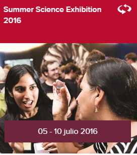 The Royal Society looks for volunteers at the Summer Science Exhibition 2016