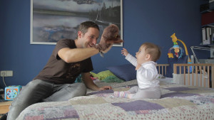 The way babies communicate before their first words