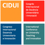 HEIRRI participa en el Congreso Internacional de Docencia Universitaria e Innovación