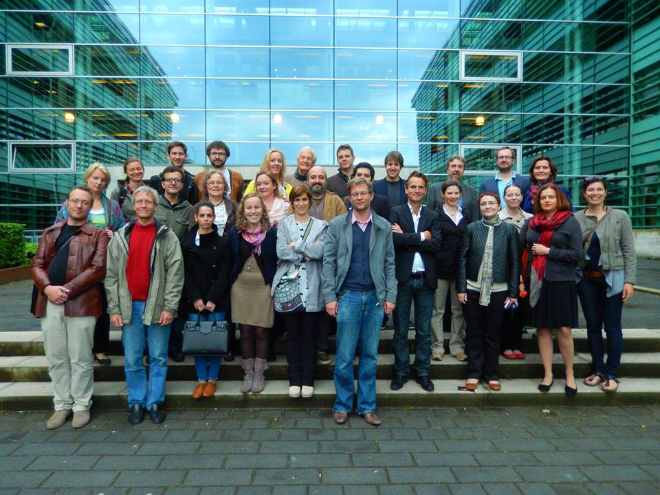 Consortium Meeting Netherlands