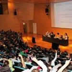 """600 alumnes de Catalunya presenten els resultats de la recerca del programa """"Investiga amb RecerCaixa"""""""