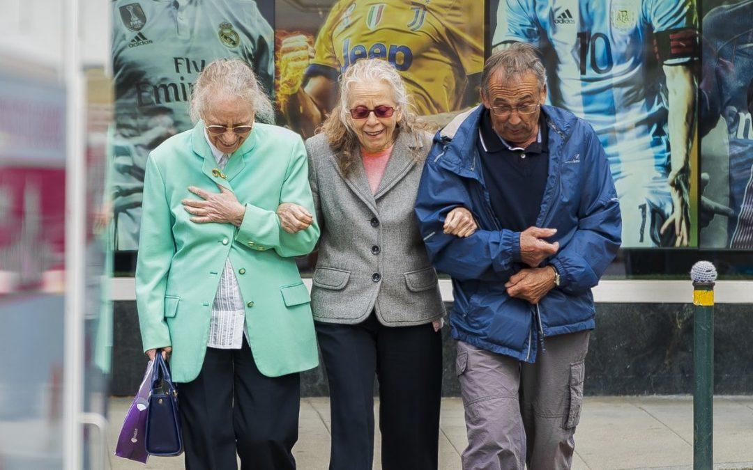El envejecimiento es un punto ciego en la selección natural