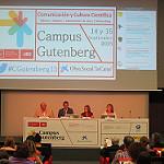 El Campus Gutenberg celebra els 25 anys de comunicació científica al món