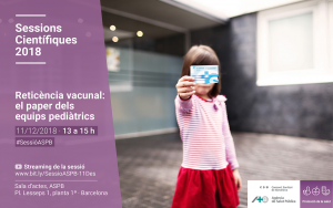 Gema Revuelta participates in a scientific debate of the Public Health Agency of Barcelona with the talk Communication on vaccines and social networks: the escalation of the disinforming groups