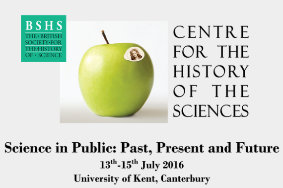 Upcoming Science in Public Conference in Canterbury, July 2016