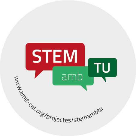 """""""STEM amb tu"""", una iniciativa de l'Associació de Dones Investigadores i Tecnològiques a Catalunya"""