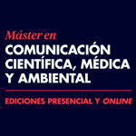 31.05.2018 Sesión informativa del Máster en Comunicación Científica, Médica y Ambiental