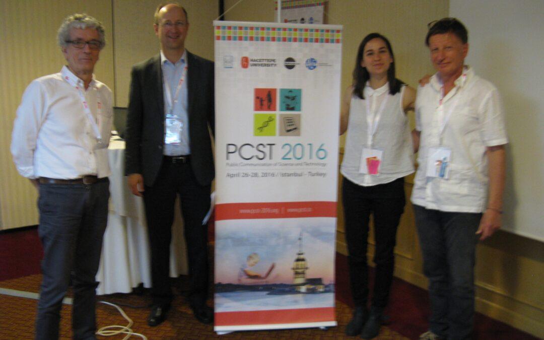 La UPF participa en la conferencia internacional de comunicación científica