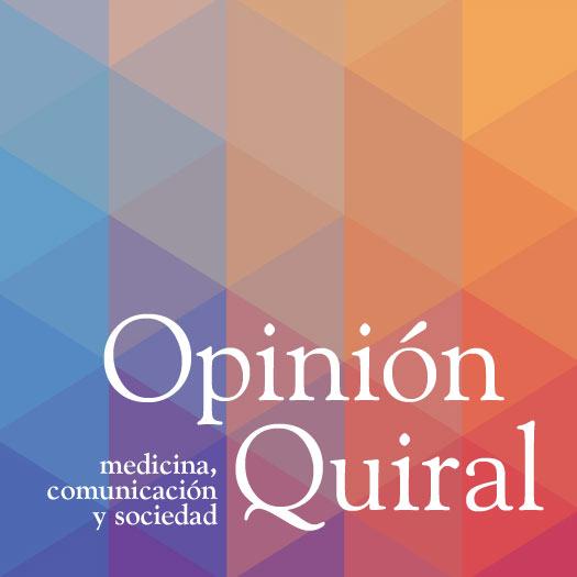 El próxim Opinió Quiral tractarà les malalties emergents